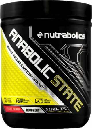 Nutrabolics Anabolic State at Bodybuilding.com: Best