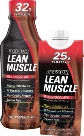 Lean Muscle High Protein Shake