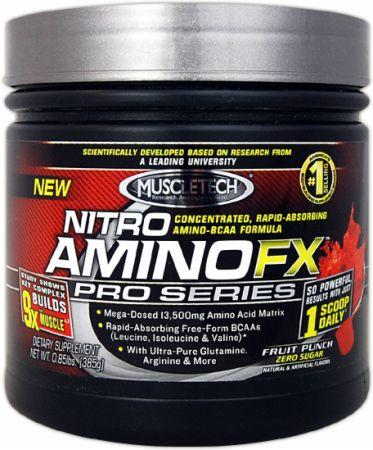 Nitro Amino FX Pro Series