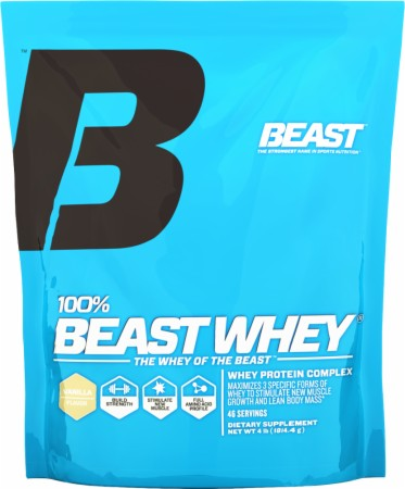 100% Beast Whey