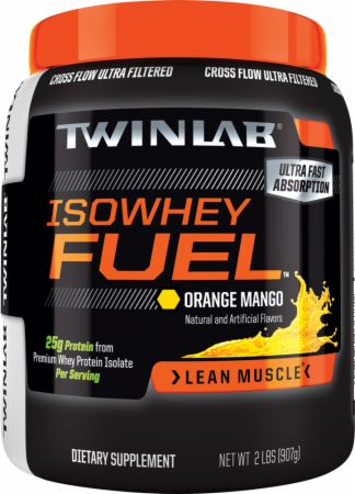 IsoWhey Fuel