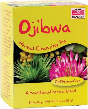 Ojibwa Herbal Cleansing Tea