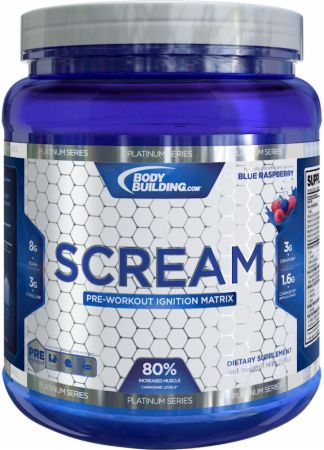 Bodybuilding.com Platinum Series SCREAM