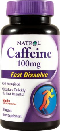Natrol Caffeine Fast Dissolve