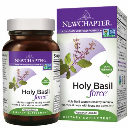 Holy basil new chapter