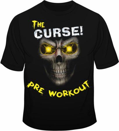 The Curse Skull Tee