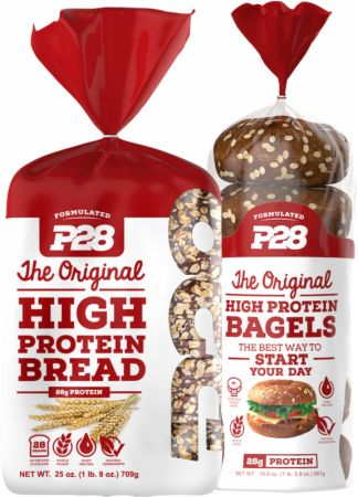 High Protein Bread & Bagel Combo