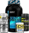Men's Muscle Building Teen Stack - Fundamental
