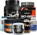 Men's Muscle Building Teen Stack - Advanced