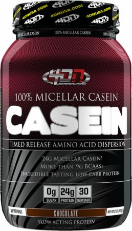 Image for 4 Dimension Nutrition - Casein