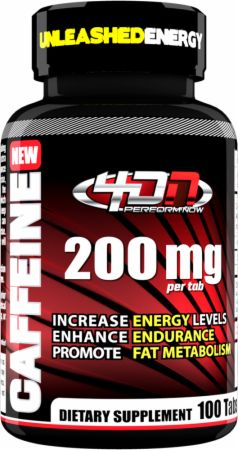 Image for 4 Dimension Nutrition - Caffeine
