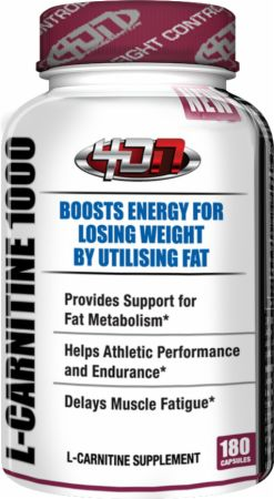 Image for 4 Dimension Nutrition - L-Carnitine 1000