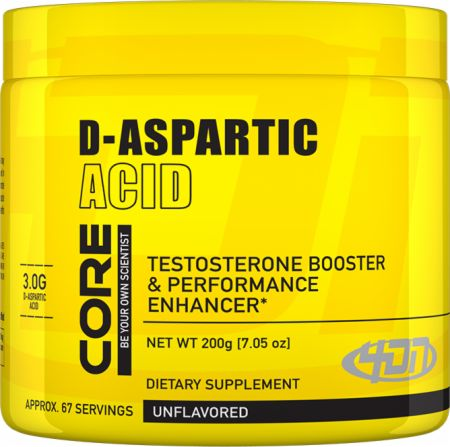 Image for 4 Dimension Nutrition - D-Aspartic Acid