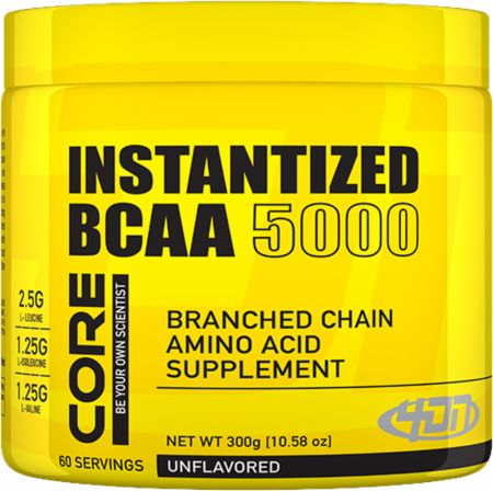 Image for 4 Dimension Nutrition - Instantized BCAA 5000
