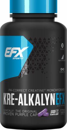 Image of Kre-Alkalyn EFX 120 Capsules - Creatine EFX Sports