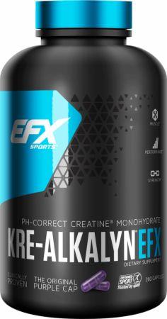 Image of Kre-Alkalyn EFX 260 Capsules - Creatine EFX Sports