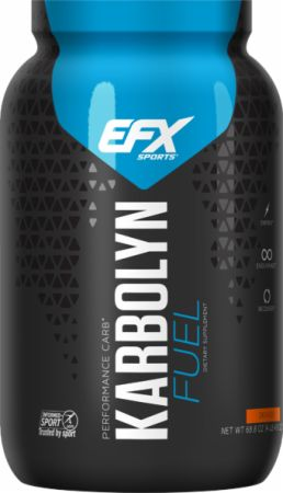 Image of Karbolyn Fuel Orange 4.4 Lbs. - Post-Workout Recovery EFX Sports