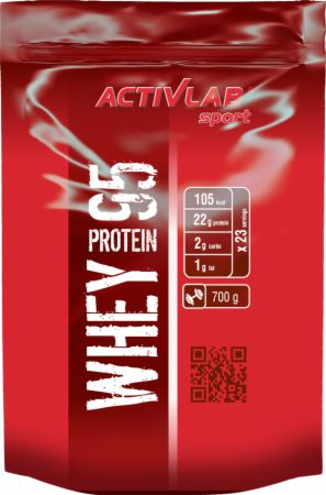 Image of ACTIVLAB Whey Protein 95 700 Grams Vanilla