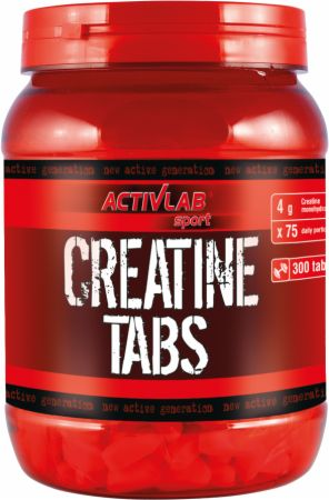 Image of ACTIVLAB Creatine Tabs 300 Tablets