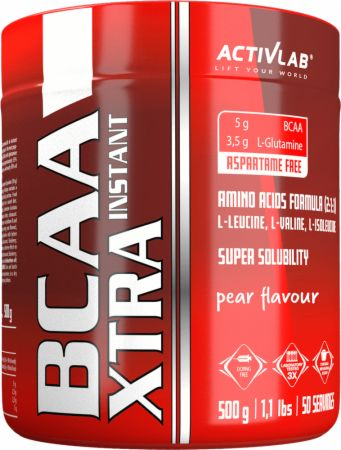 Image of ACTIVLAB BCAA Xtra Instant 500 Grams Pear