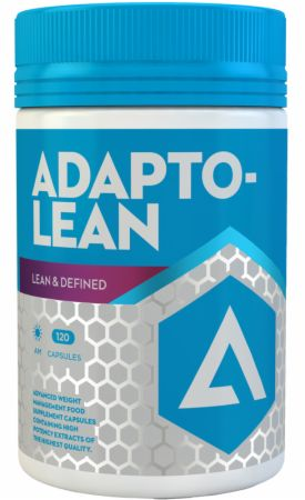 Image of ADAPTOLEAN 120 Capsules - Fat Burners Adapt Nutrition