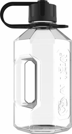Image of Alpha Bottle XL Clear 1600ml - Water Bottles Alpha Designs
