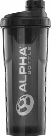 Image of Alpha Bottle V2 Shaker Smoke 1000ml - Shaker Bottles Alpha Designs