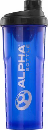 Image of Alpha Bottle V2 Shaker Blue 1000ml - Shaker Bottles Alpha Designs