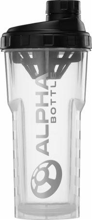 Image of Alpha Bottle V2 Shaker Clear 750ml - Shaker Bottles Alpha Designs