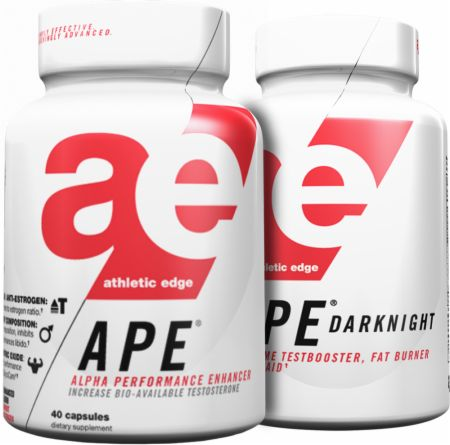 Image for Athletic Edge Nutrition - AM/PM APE Stack