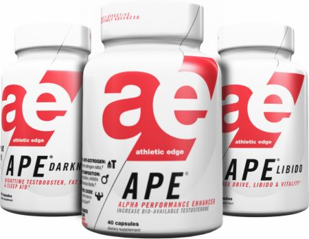 Image for Athletic Edge Nutrition - Ultimate APE Stack