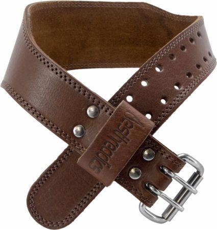 Tapered Weight Belt Brown XS - Weight Lifting Belts Aesthreadics