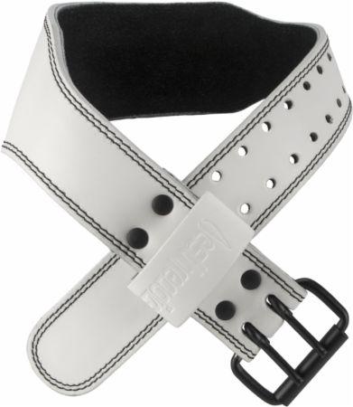 Tapered Weight Belt White Medium - Weight Lifting Belts Aesthreadics