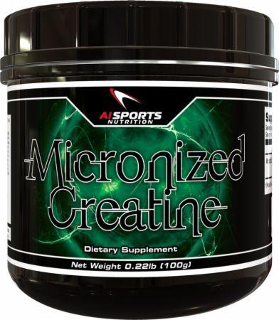 Micronized Creatine
