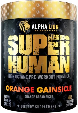 SUPERHUMAN Pre-Workout V2