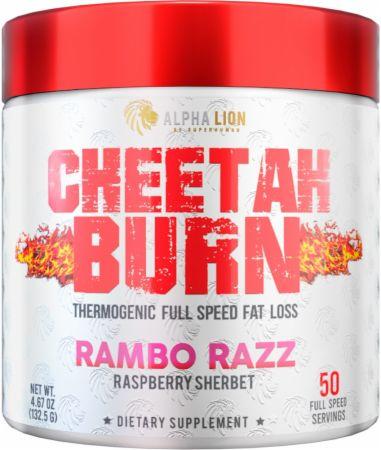 Cheetah Burn Thermogenic Fat Burner