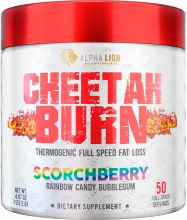 Cheetah Burn Thermogenic Fat Burner