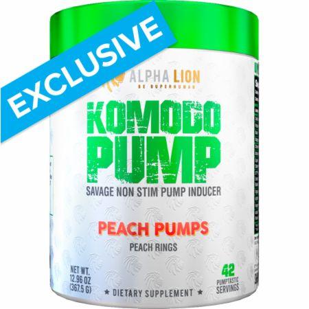 Komodo Pump Stim Free Preworkout