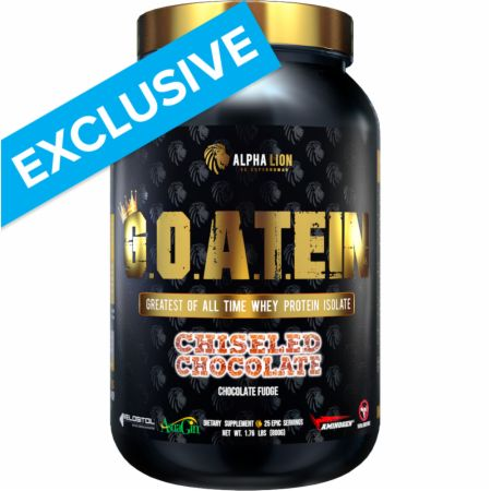 Goatein Whey Protein Isolate