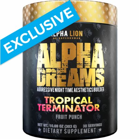Alpha Lion Alpha Dreams