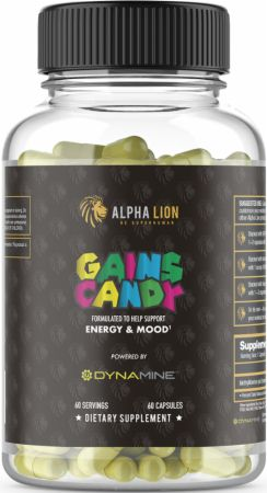 Gains Candy Energy & Mood Powered by Dynamine