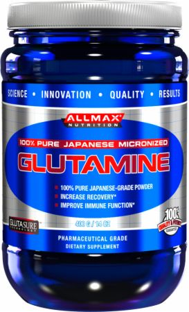 AllMax Nutrition Micronized Glutamine