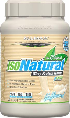 AllMax Nutrition IsoNatural の BODYBUILDING.com 日本語・商品カタログへ移動する