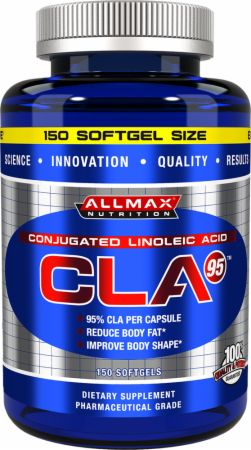 Image of AllMax Nutrition CLA 95 150 Softgels