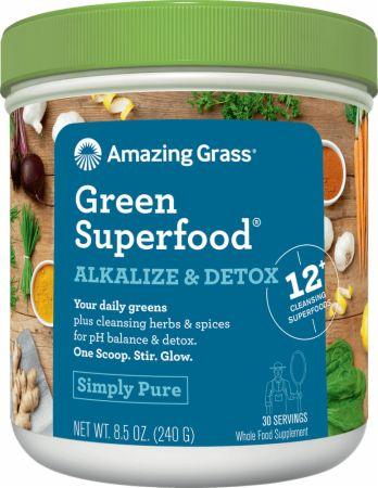 Green Superfood Alkalize & Detox