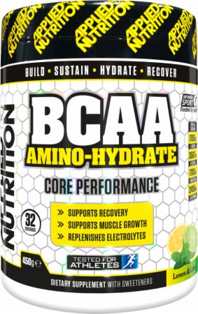 Image of Applied Nutrition BCAA AMINO-HYDRATE 32 Servings Lemon & Lime