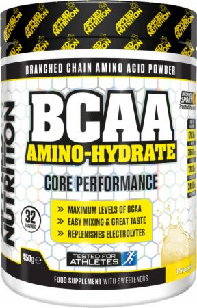 Image of Applied Nutrition BCAA AMINO-HYDRATE 32 Servings Pineapple