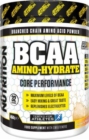 Image of Applied Nutrition BCAA AMINO-HYDRATE 32 Servings Orange & Mango