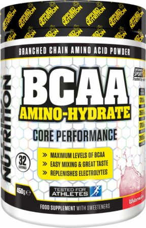 Image of Applied Nutrition BCAA AMINO-HYDRATE 32 Servings Watermelon