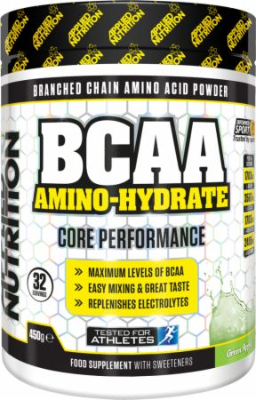 Image of Applied Nutrition BCAA AMINO-HYDRATE 32 Servings Green Apple